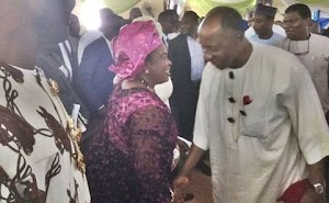 Minister Amaechi finally unveils  cause of his conflict with Jonathan's wife