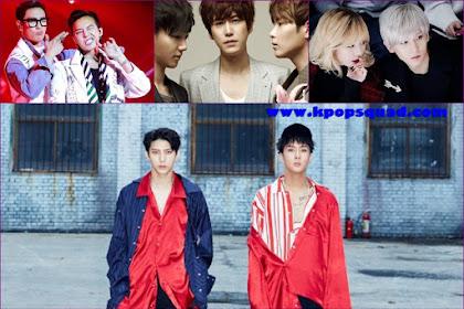VIXX LR Comeback, Inilah 7 Sub-Unit Populer K-POP