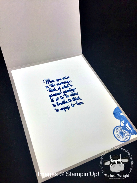 Card, Enjoy Life, Birthday, Inspiration