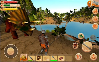 Games The Ark of Craft: Dinosaurs App
