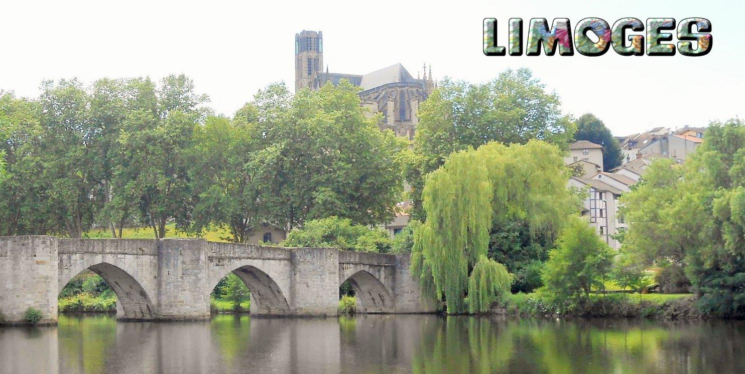 Limoges La Ciudad De La Porcelana Francia Viajes Y Rutas