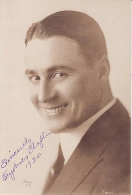 Сид Чаплин