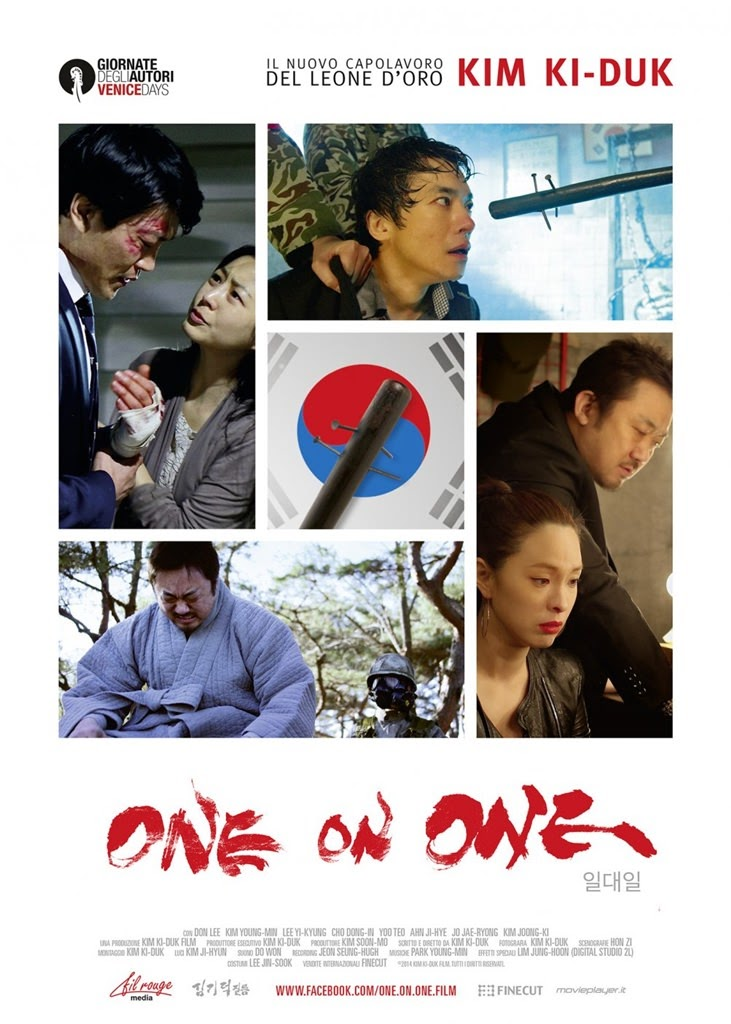 one on one -il dae il