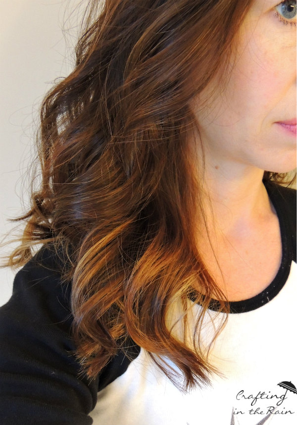 Diy Ombre Highlights Tutorial Crafting In The Rain
