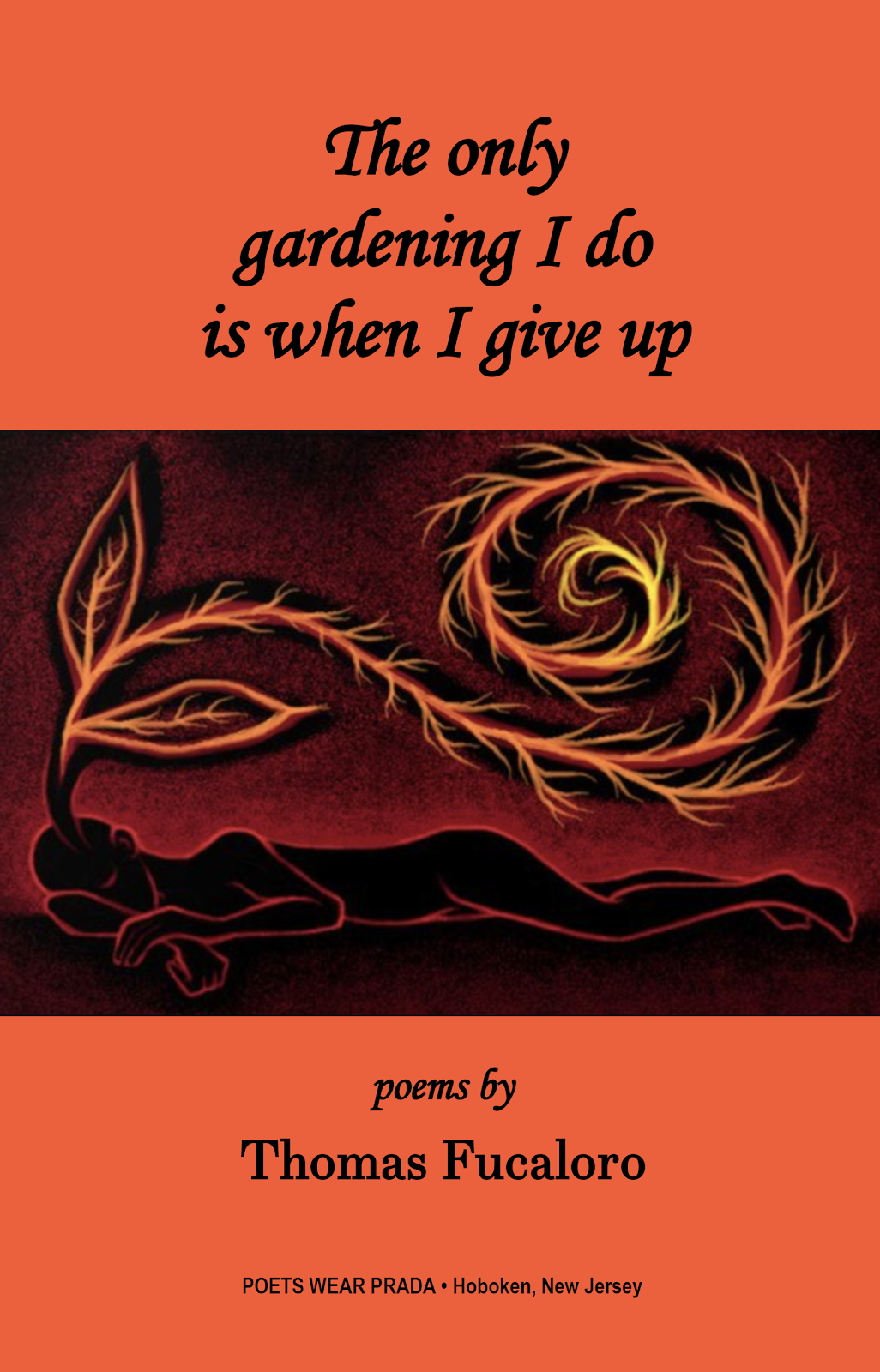 Pre-order Now: New Poetry by Thomas Fucaloro