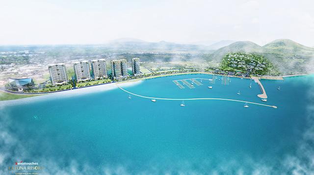 dự án Laluna Resort Nha Trang