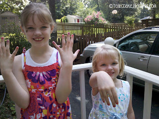 First day of our homeschool year. Cute idea for an organized school day.