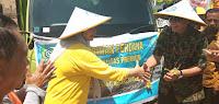 Melalui PUGAR, Kabupaten Bima Pasok 5 Kontainer Garam Premium ke Surabaya