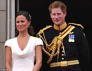 Pippa and Prince Harry