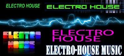 Electro house zenék