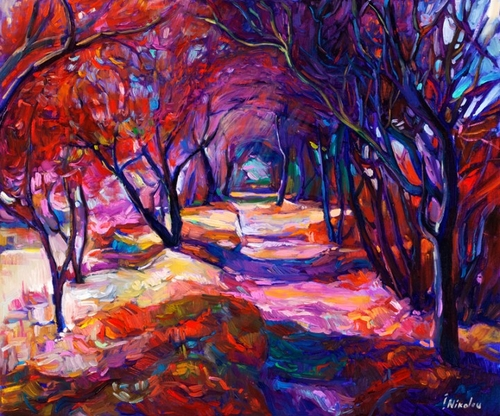 09-Ivailo Nikolovhas-Bright-Paintings-Modern-Impressionism-www-designstack-co