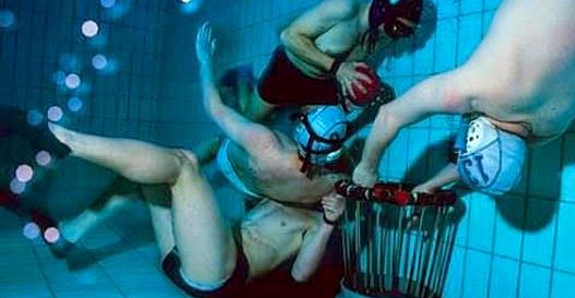 Os 12 mais estranhos esportes subaquáticos - Capa Principal