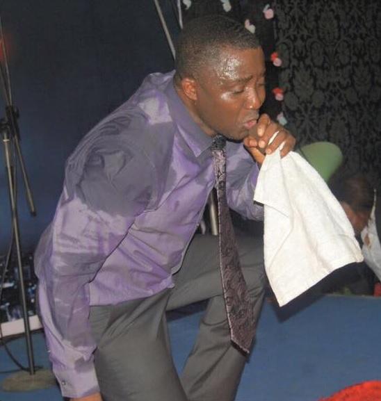 Photos: Married Gospel Singer Dies Inside Hotel In Benin; Lagos Pastor Apostle Psalm Okpe Arrested