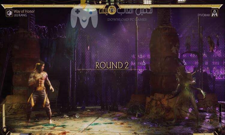 تحميل لعبة Mortal Kombat 11 للكمبيوتر برابط مباشر