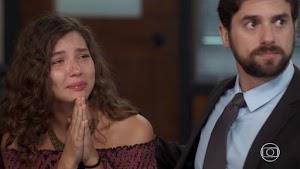 Rita perde o direito de visitar a filha após audiência com Rui em Malhação - Toda Forma de Amar