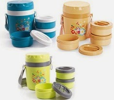 Flat 66% Off on Milton 3 Container Lunch Box just for Rs.249 Only@ Flipkart (Limited Period Deal)