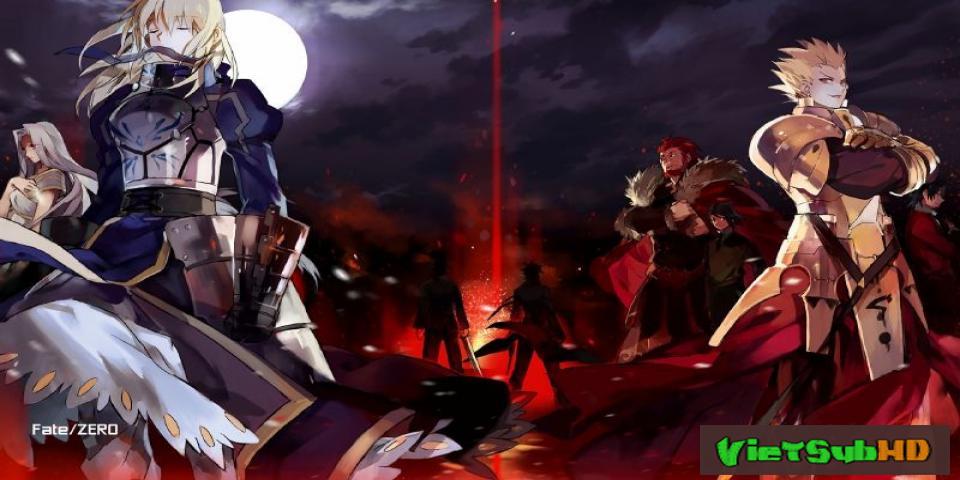 Phim Fate - Zero Full 25/25 VietSub HD | Fate - Zero 2013
