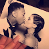 Kylie Jenner changes outfit for her Mum's 60th birthday, kisses Tyga