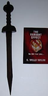 Portada del libro The Variant Effect, de G. Wells Taylor