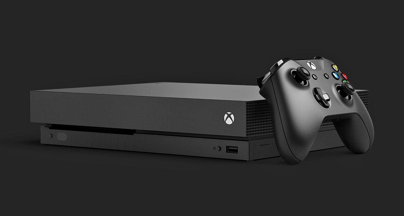 Programa 11x04 (10-11-2017) 'Xbox One X'   Xbox-one-x