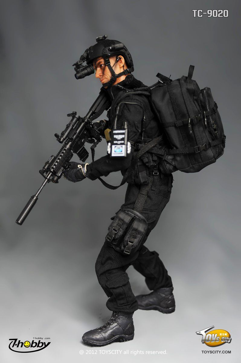 Onesixthscalepictures Toys City Us Navy Seal Sdvt 1