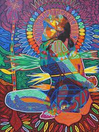 Yoga Artistico Pinturas Mandalas Y Yantras Yoga Artistico - Pinturas-de-mandalas