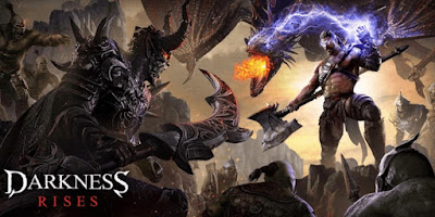 Darkness Rises Apk + Data For Android