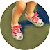 child_ribbon floral oxford_리본 꽃무늬 옥스퍼드화_어린이 신발