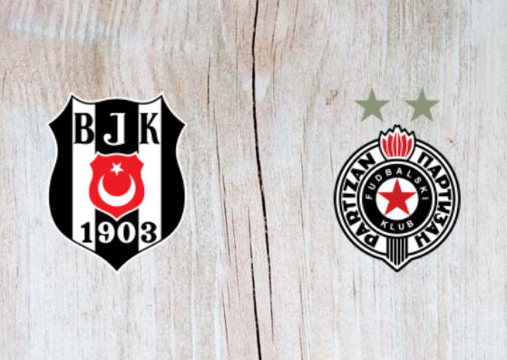Besiktas vs Partizan Belgrade - Highlights - 30 August 2018