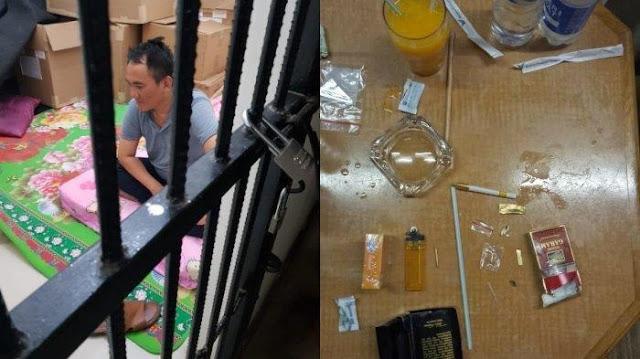 Cuitan Terakhir Andi Arief Sebelum Ditangkap karena Narkoba
