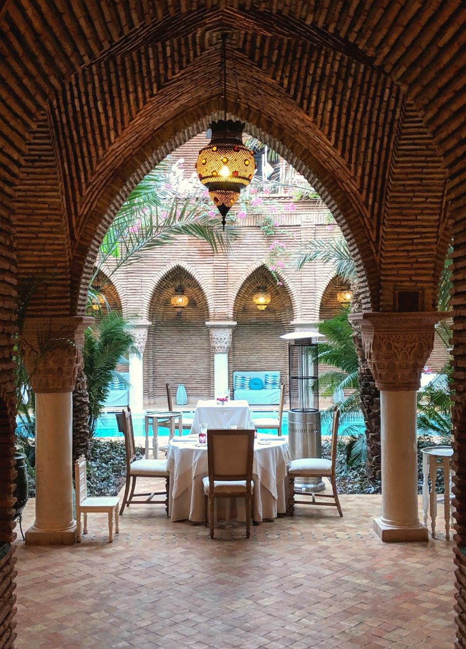 La Sultana Marrakech Luxury Hotel