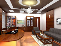 Những điểm chính trong việc thiết kế nội thất phòng giám đốc