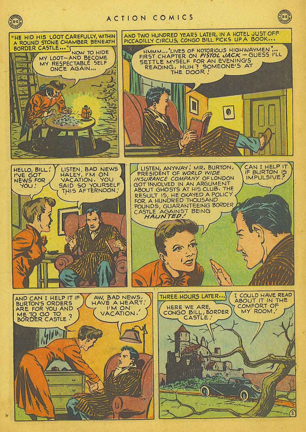 Action Comics (1938) 136 Page 22