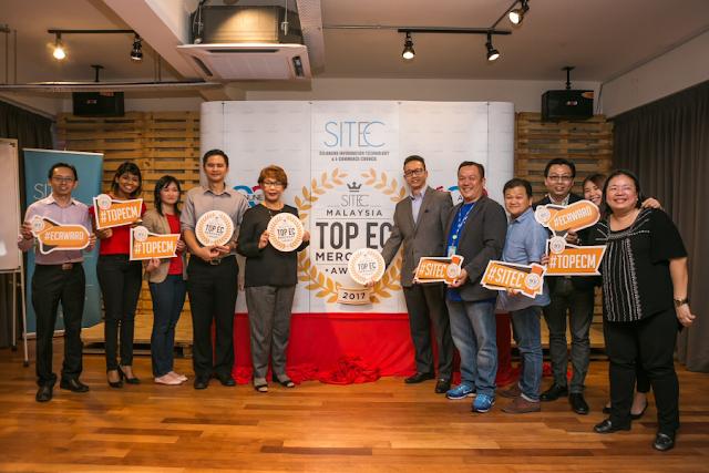 Launch of Malaysia Top E-Commerce Merchant Award 2017
