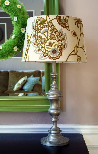 Revamp My Lamp 10 Spray Painted Lamp Ideas Refunk My Junk