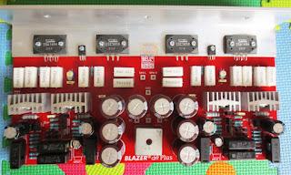 Power Amplifier Blazer St Plus 2 X 250 Watt