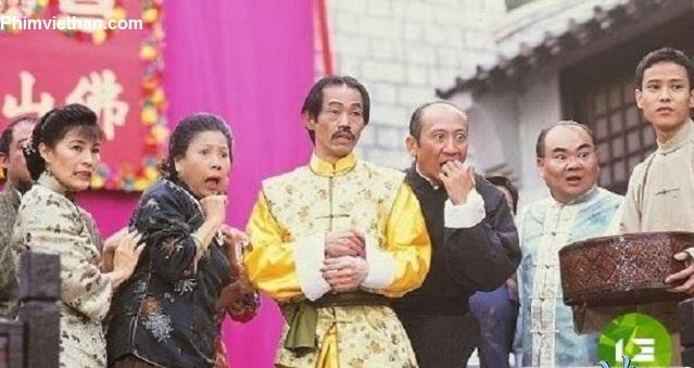 Phim mẹ vợ thần thánh Hong Kong