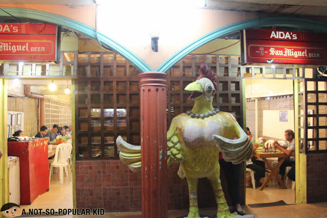 Aida's Restaurant - Chicken Inasal