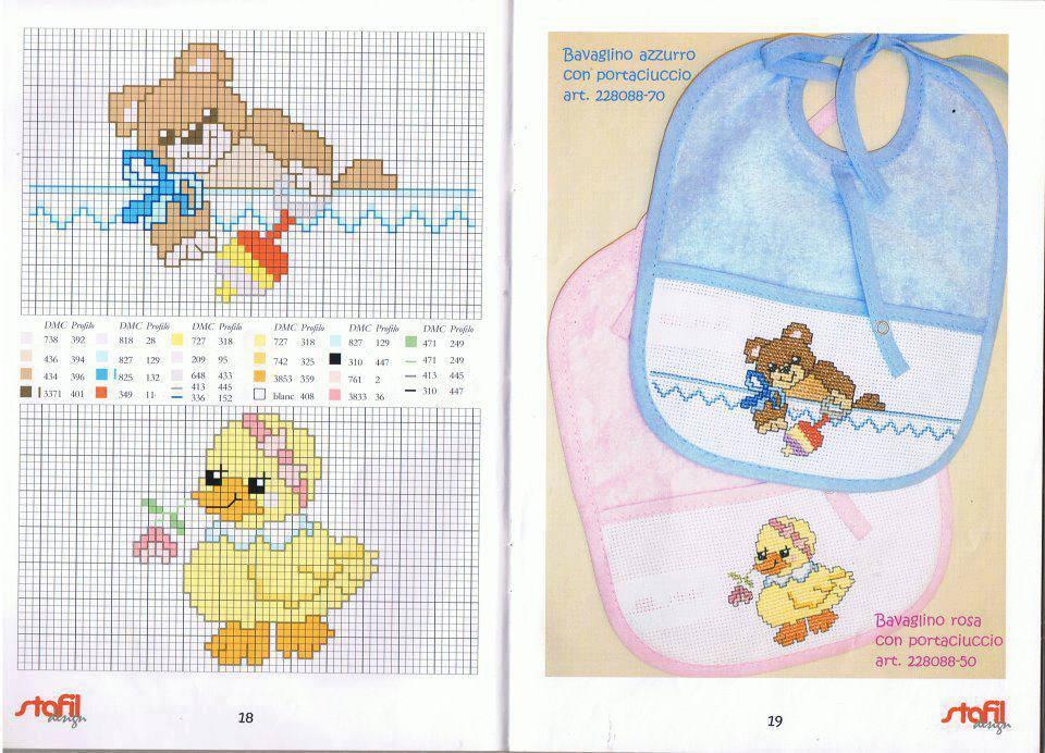 Favoloso Grande raccolta di Schemi e grafici per Punto croce free: Schemi  QW93