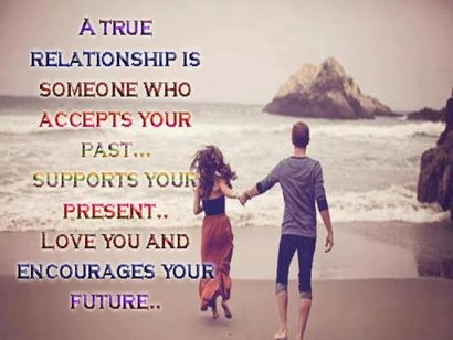 Love Couple Wallpapers with Quotes