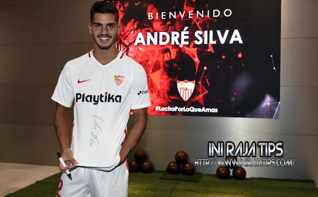 Sevilla Ingin Permanenkan Kontrak Silva