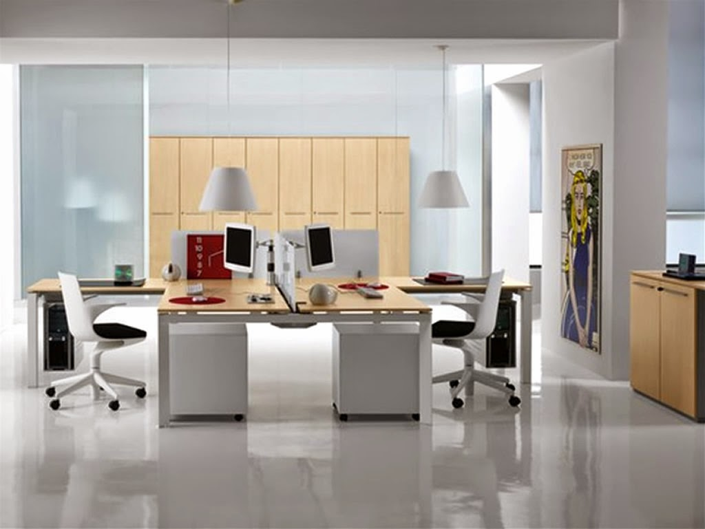 Home Priority: Cool Office Furniture Spreads the Comfortable
