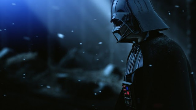 Darth Vader en realidad virtual