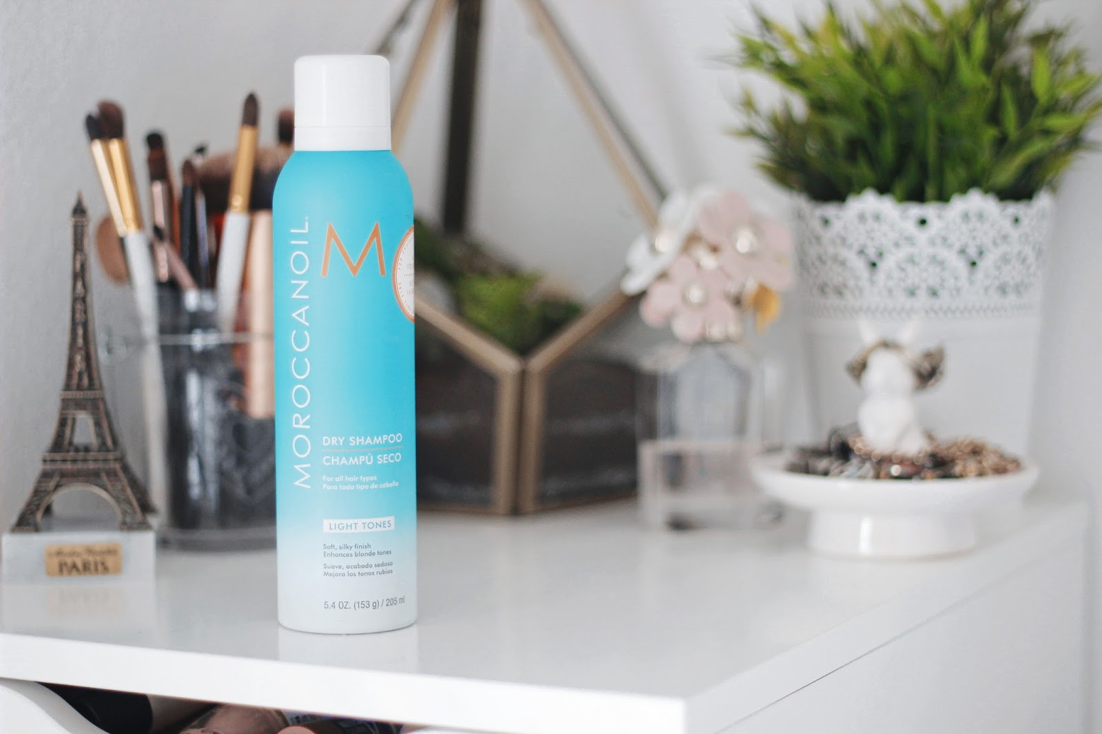 See The Stars - Moroccan Oil Dry Shampoo Review
