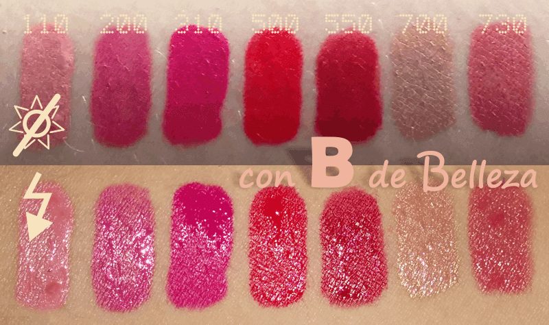 Swatch 730 Make your move de Rimmel