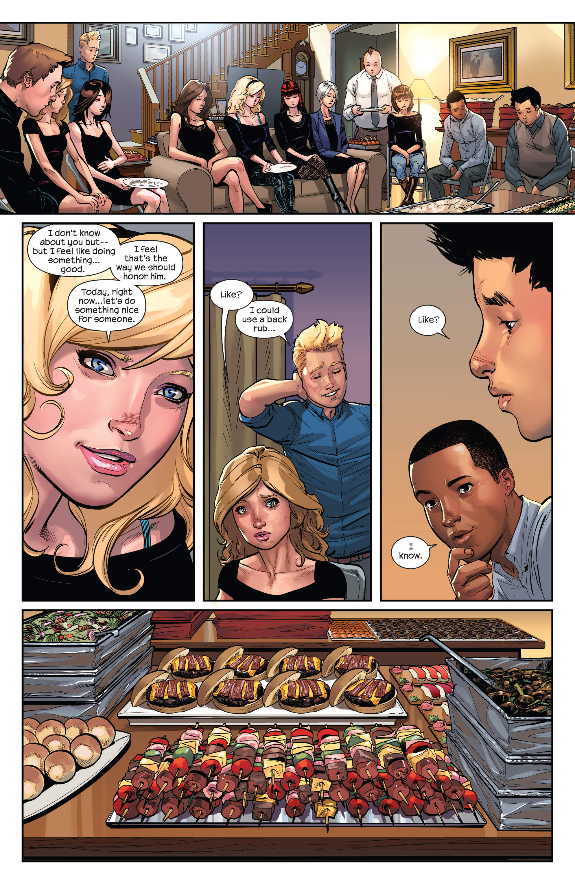 Read online Ultimate Comics Spider-Man (2011) comic -  Issue #200 - 21
