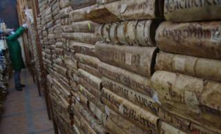 Archivo Arzobispal de Ayacucho, obra a fuerza de empeño