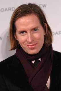 Wes Anderson. Director of The Darjeeling Limited