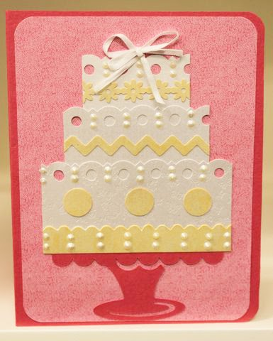 how to make a wedding cake card box with fabric oh my crafts wedding cake card 15886