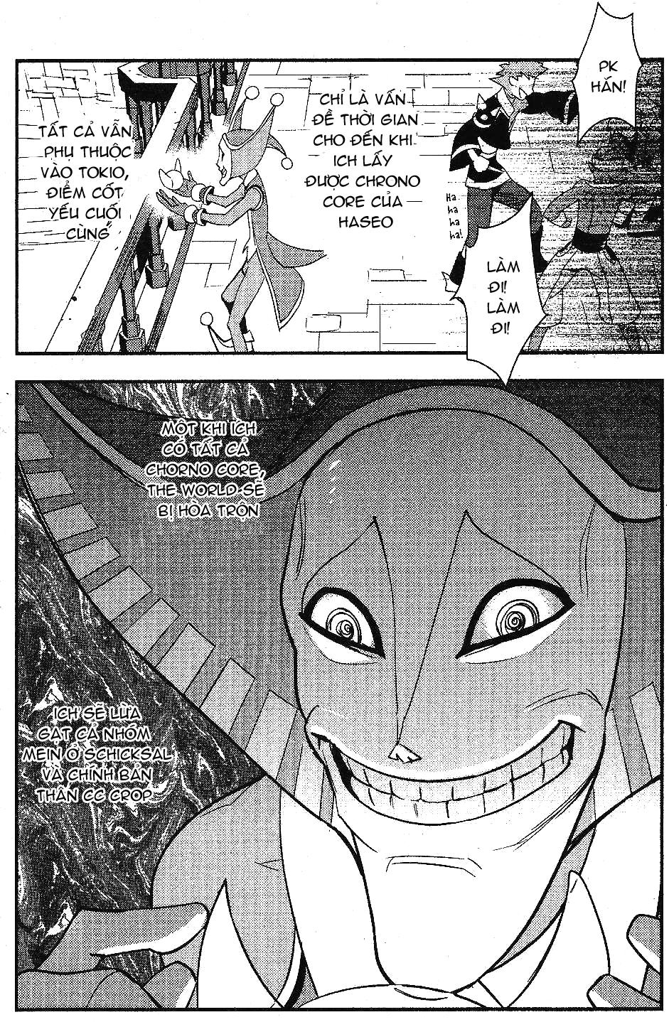 .HACK//LINK chapter 016 trang 29